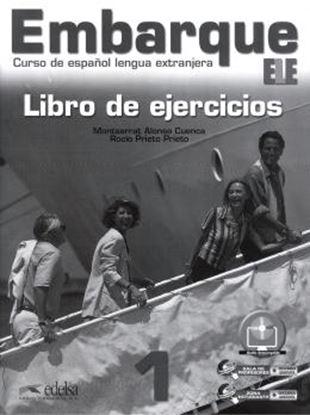Imagem de EMBARQUE 1 - CUADERNO DE EJERCICIOS