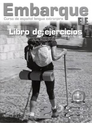 Imagem de EMBARQUE 2 - CUADERNO DE EJERCICIOS