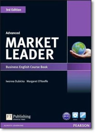Picture of MARKET LEADER ADVANCED SB & DVD ROM PACK - 3RD EDITION