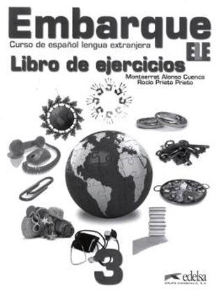 Imagem de EMBARQUE 3 - CUADERNO DE EJERCICIOS