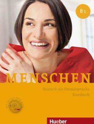 Imagem de MENSCHEN B1 - KURSBUCH MIT DVD ROM