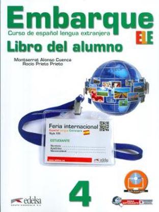 Imagem de EMBARQUE 4 - LIBRO DEL ALUMNO INCLUYE CD AUDIO