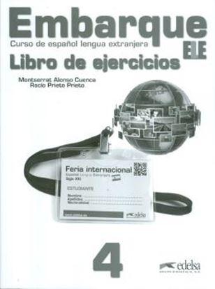 Imagem de EMBARQUE 4 - CUADERNO DE EJERCICIOS