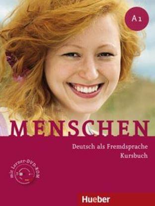 Imagem de MENSCHEN A1 KURSBUCH MIT DVD-ROM
