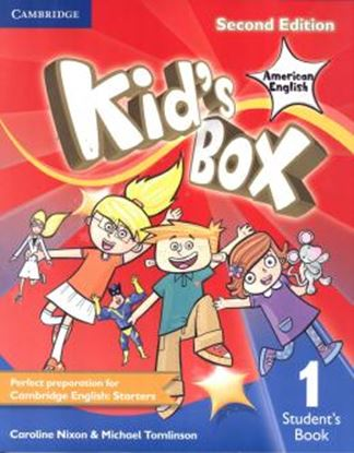 Imagem de KIDS BOX AMERICAN ENGLISH 1 SB - 2ND ED