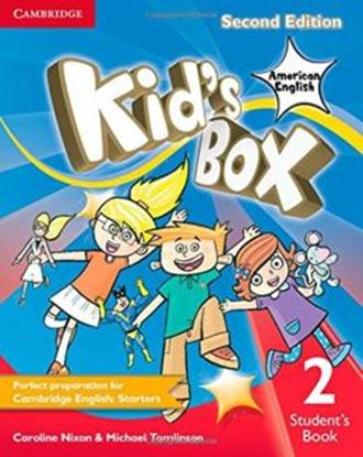 Imagem de KIDS BOX AMERICAN ENGLISH 2 SB - 2ND ED