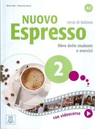 Imagem de NUOVO ESPRESSO 2 - LIBRO STUDENTE (A2)