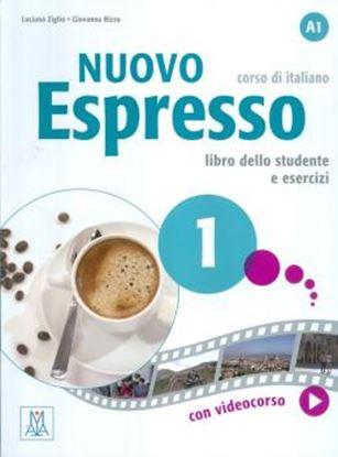 Imagem de NUOVO ESPRESSO 1 - LIBRO STUDENTE A1