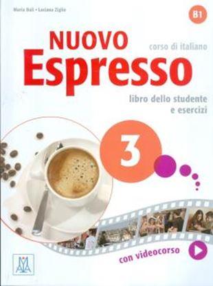 Imagem de NUOVO ESPRESSO 3 - LIBRO STUDENTE (B1)