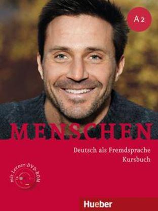 Imagem de MENSCHEN A2 - KURSBUCH MIT DVD-ROM