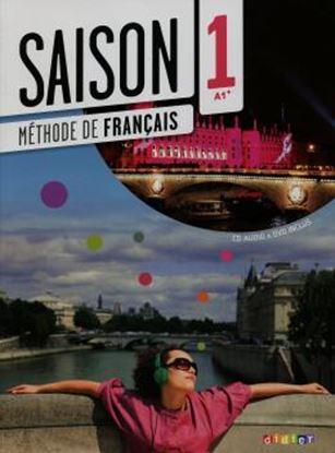 Imagem de SAISON 1 ELEVE + CD AUDIO + DVD (A1+)