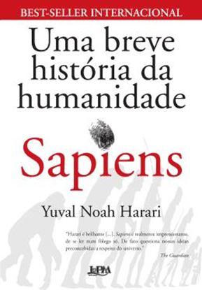 Imagem de SAPIENS - UMA BREVE HISTORIA DA HUMANIDADE