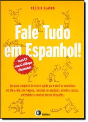 Imagem de FALE TUDO EM ESPANHOL! COM CD AUDIO