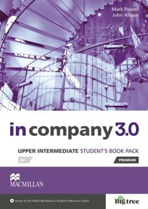 Imagem de IN COMPANY 3.0 UPPER INTERMEDIATE STUDENTS BOOK PACK