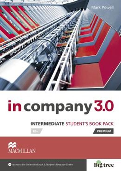 Picture of IN COMPANY 3.0 INTERMEDIATE STUDENTS BOOK PACK