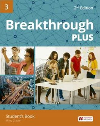 Imagem de BREAKTHROUGH PLUS 3 STUDENT´S BOOK AND WORKBOOK PREMIUM PACK - 2ND ED