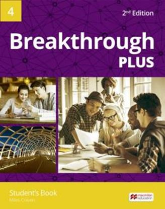 Imagem de BREAKTHROUGH PLUS 4 STUDENT´S BOOK AND WORKBOOK PREMIUM PACK - 2ND ED
