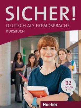 Imagem de SICHER! B2 - KURSBUCH