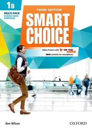 Imagem de SMART CHOICE 1B MULTI-PACK - 3RD ED