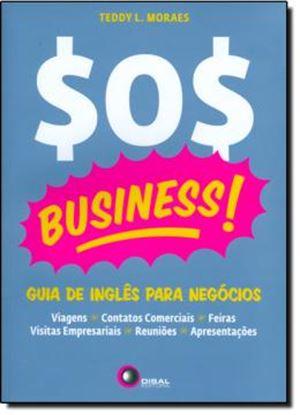 Imagem de SOS BUSINESS! - GUIA DE INGLES PARA NEGOCIOS